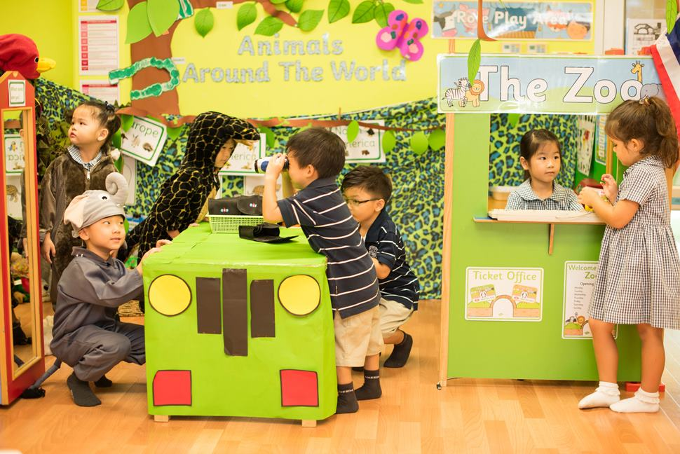 The Perfect Choice for Young Learners – Harrow Bangkok