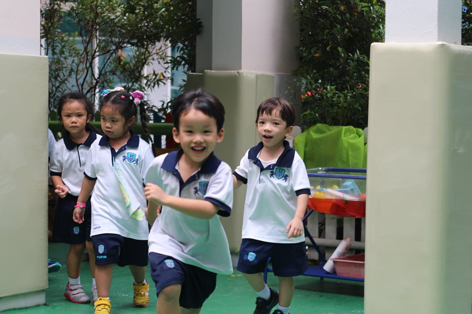 How to survive the first month at school; A guide for parents with young children.