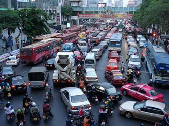 New points system for traffic violations in Thailand to begin mid-year 2019.