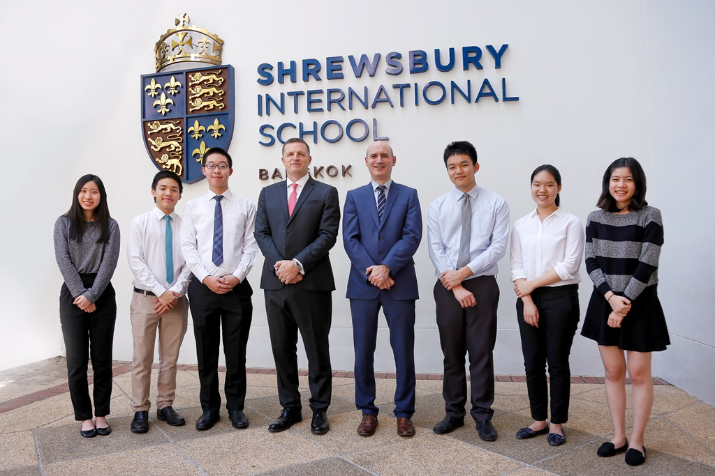 Shrewsbury receives 6 early offers to Cambridge (2019)