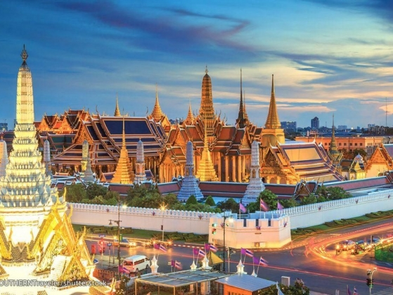 A Visitor's Guide to Bangkok's Temples