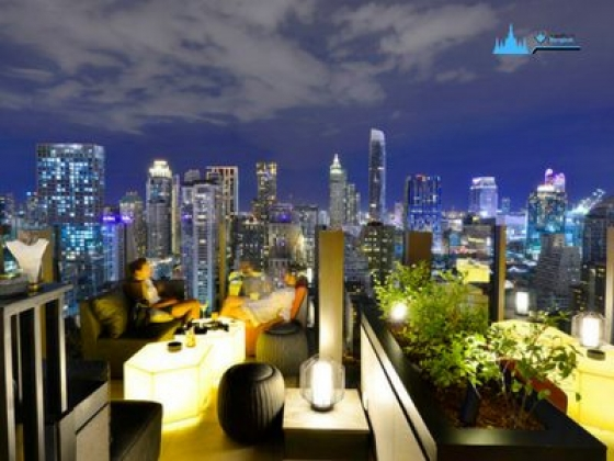 Rooftop Bars in Bangkok