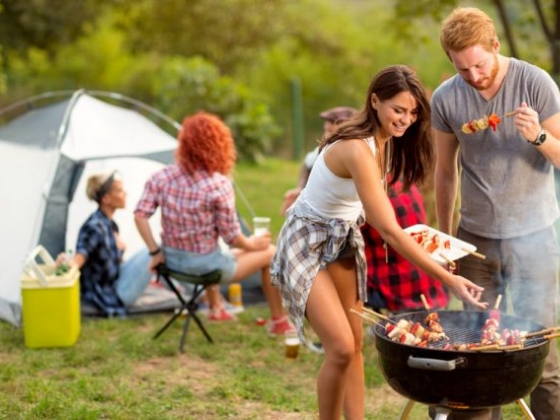 Camping, Outdoors, Running and BBQ Equipment